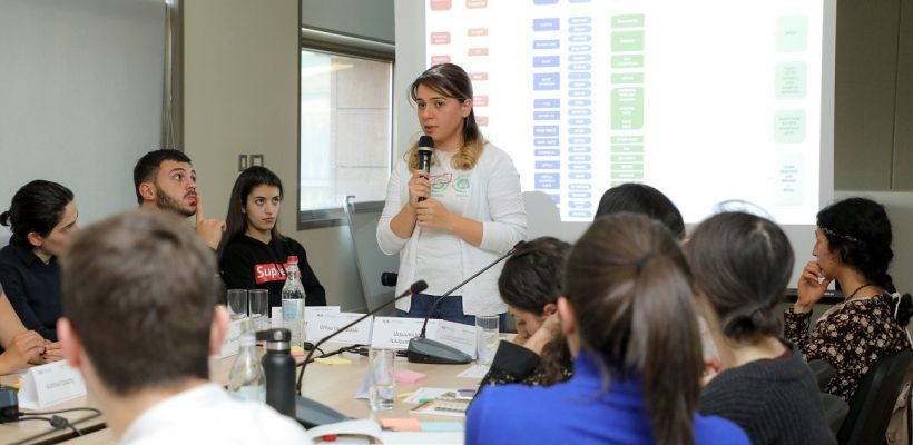 Youth discuss major environmental concerns in their communities during Green Lab 2019