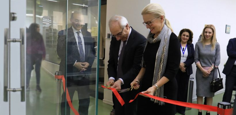 Official Opening of the Zoryan Institute and AUA Center for Oral History