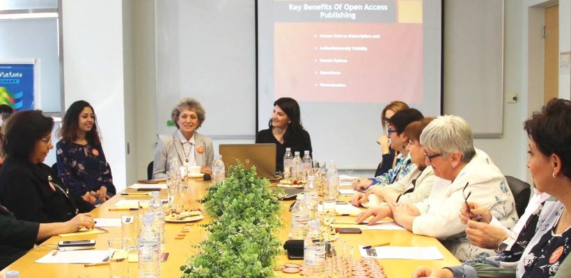 Open Access Publishing in Armenia