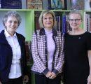 Satenik Avakian, Christine Simone, Karin Markides