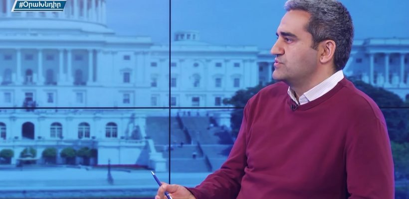 Suren Manukyan Discusses the Adoption of the Armenian Genocide Resolution