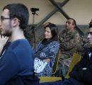 AUA Students Meet with Lieutenant Colonel Davit Aleksanyan and Discuss Mandatory Military Service