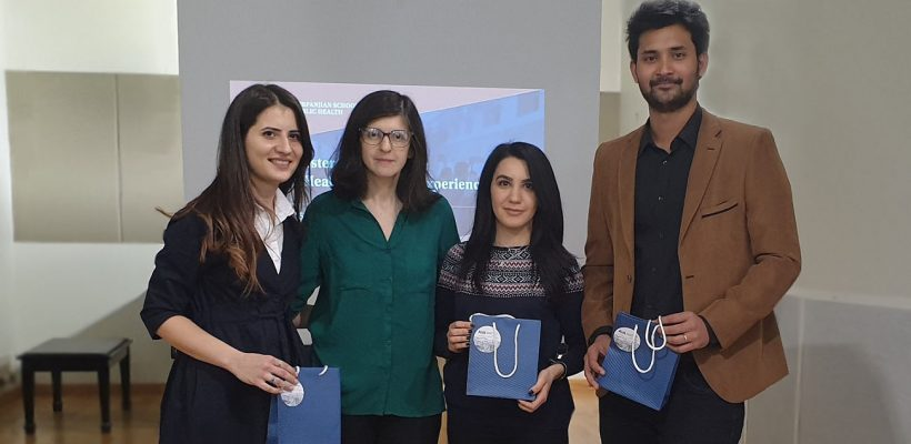 Winners of the MPH Poster Conference
