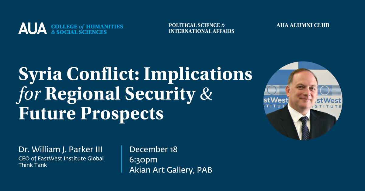 Syria Conflict: Implications for Regional Security and Future Prospects