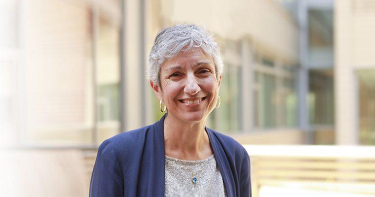 Ann Karagozian, photo: UCLA