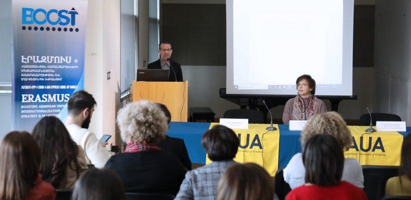 Erasmus+ BOOST Dissemination Conference