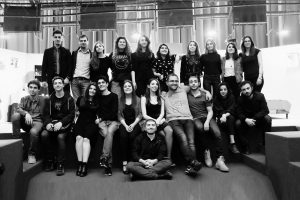 Director of 'A Streetcar Named Desire' Karotik Galstyan, cast, and crew