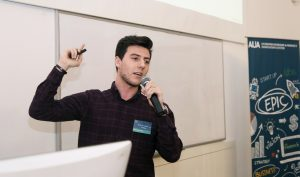 EPIC Startups Pitch their Ventures to Investors at Demo Day