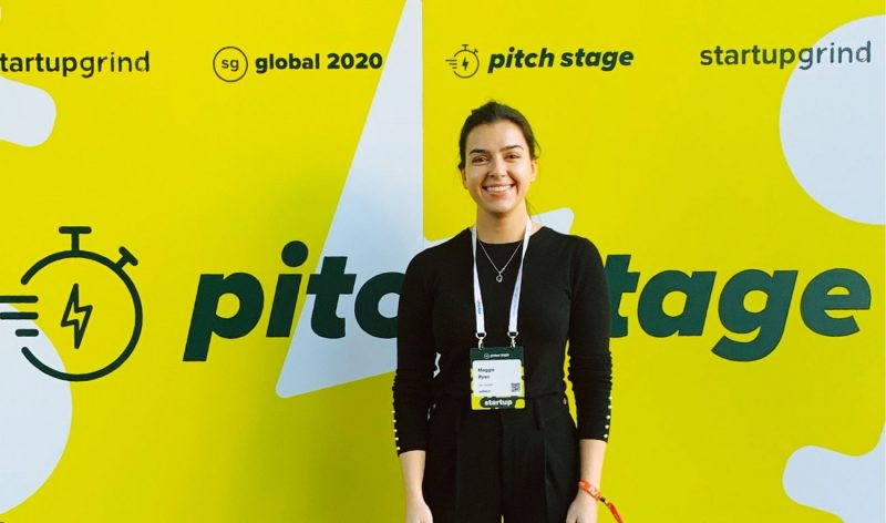 Margaret Ryan at the 2020 Startup Grind Global Conference