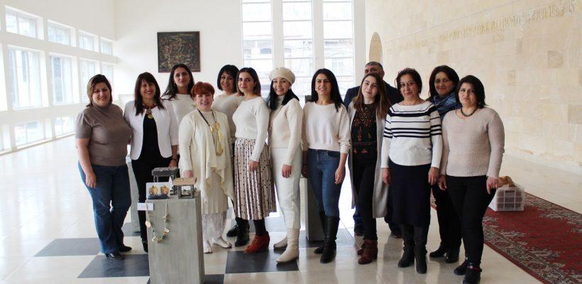 The opening of AUA Open Education regional office in Goris