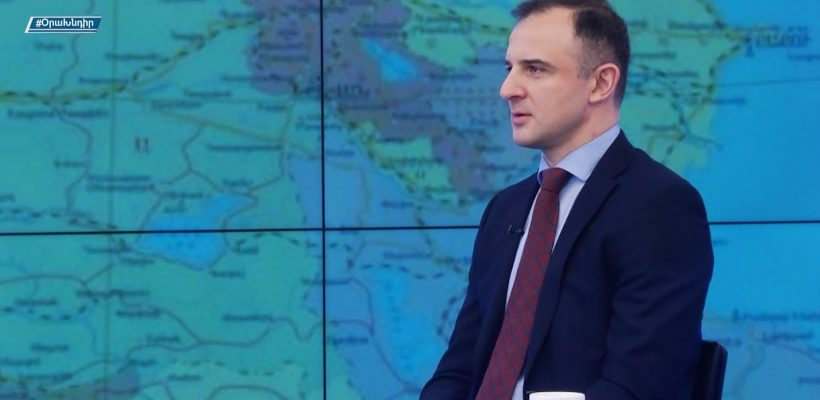 Vahram Ter-Matevosyan interviewed on ArmNews