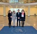Team of Armenian Law Schools at Berlin Pre-Moot 2020