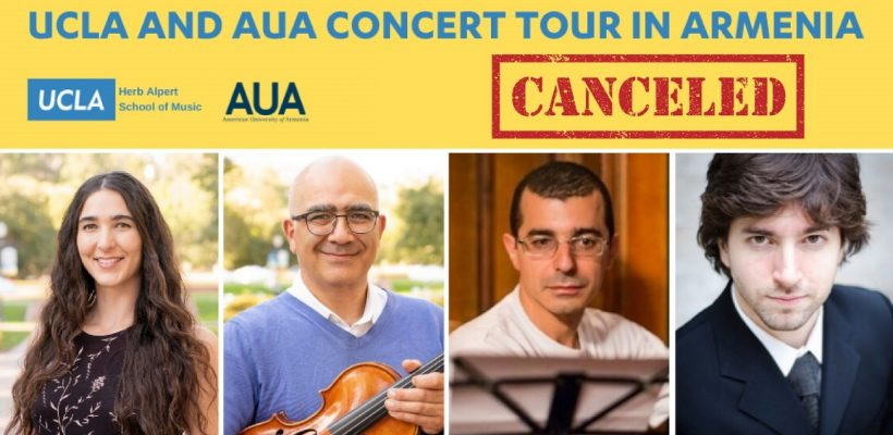 Tour-of-Armenia Canceled
