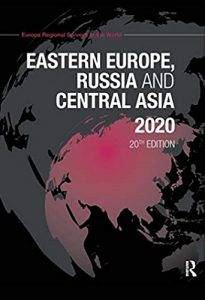 Eastern Europe, Russia and Central Asia 2020