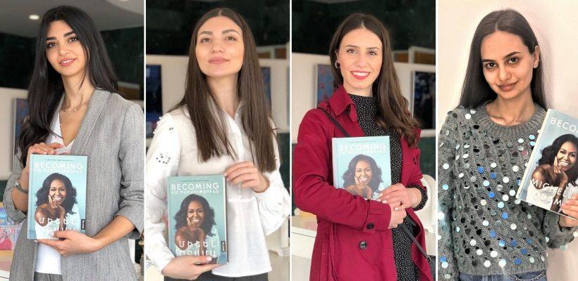 Monika Kesoyan, Nare Harutyunyan, Gayane Grigoryan, Ani Sirekanyan