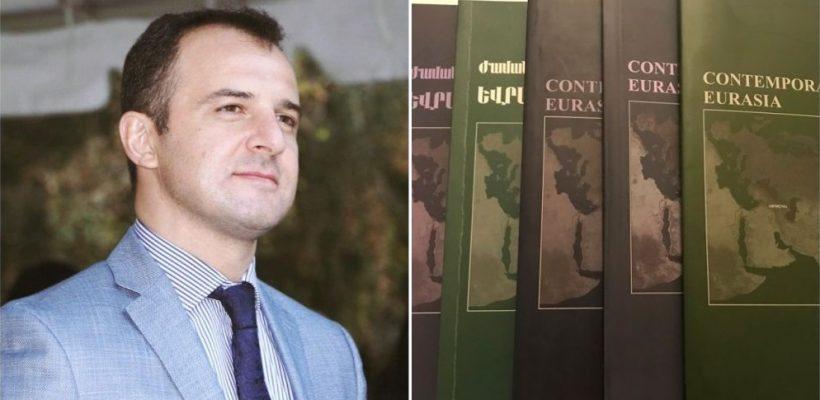 Vahram Ter-Matevosyan, Contemporary Eurasia