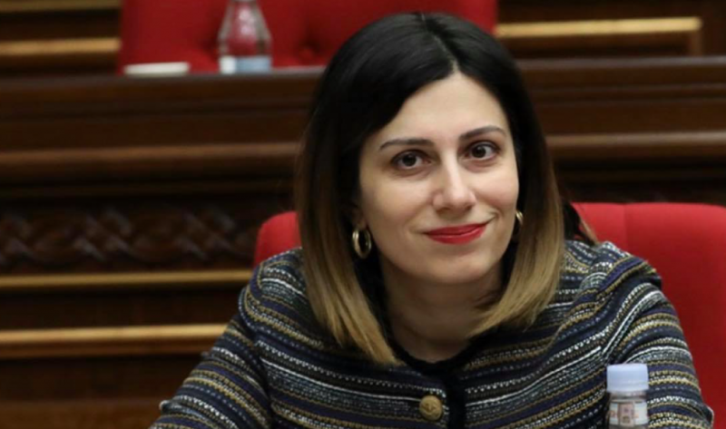 Anahit Avanesyan (LL.M. '04)
