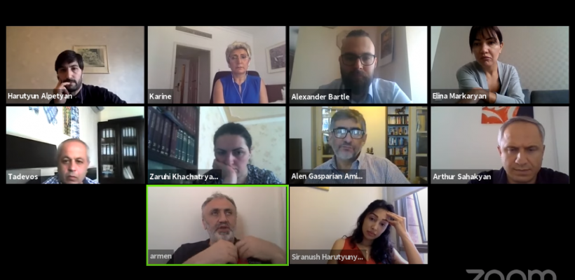 AUA Webinar Business Community and Sustainable Waste Management
