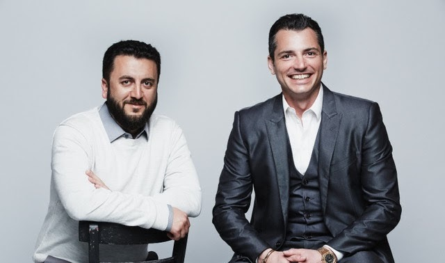 Vahe-Kuzoyan-and-Ara-Mahdessian-Co-Founders-of-ServiceTitan