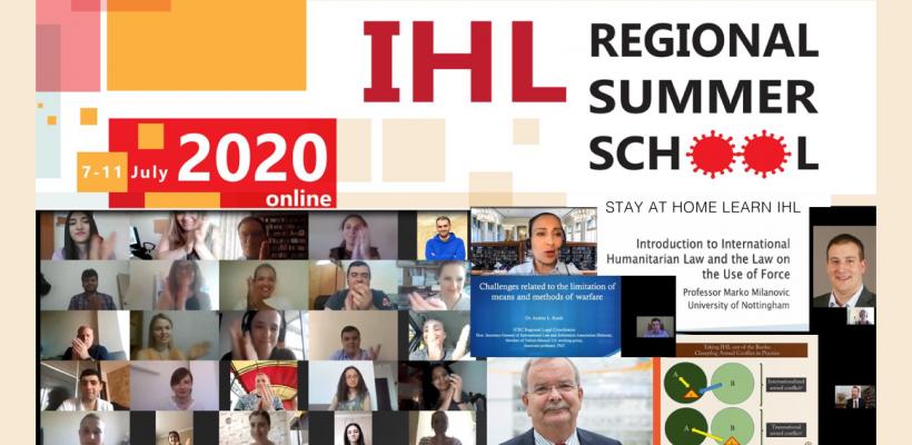 IHL Summer School