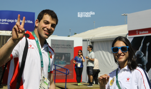 Vahan Mkhitaryan (BAB '21) Reflects on Rio 2016
