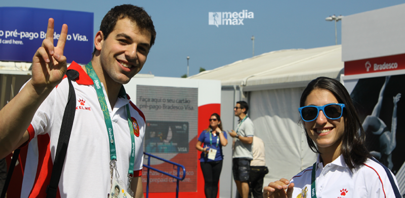 Vahan Mkhitaryan (BAB '21) Reflects on Rio 2016
