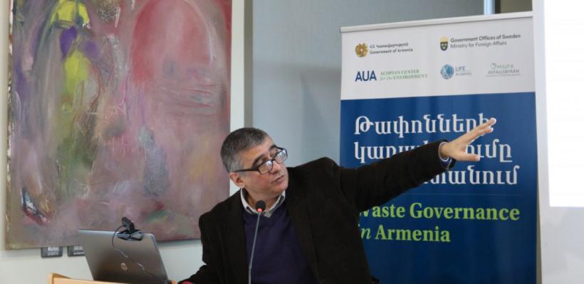 Waste Governance Alen Amirkhanian