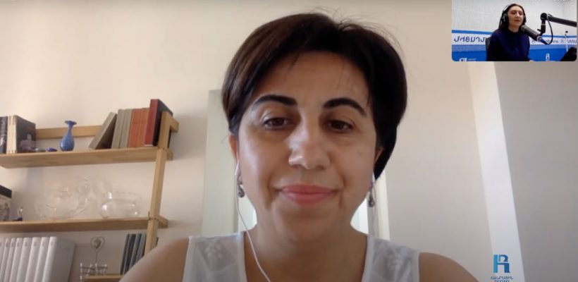 Armenian Public Radio Siranush Dvoyan