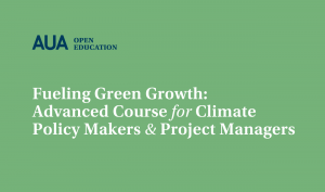 Fueling Green Growth