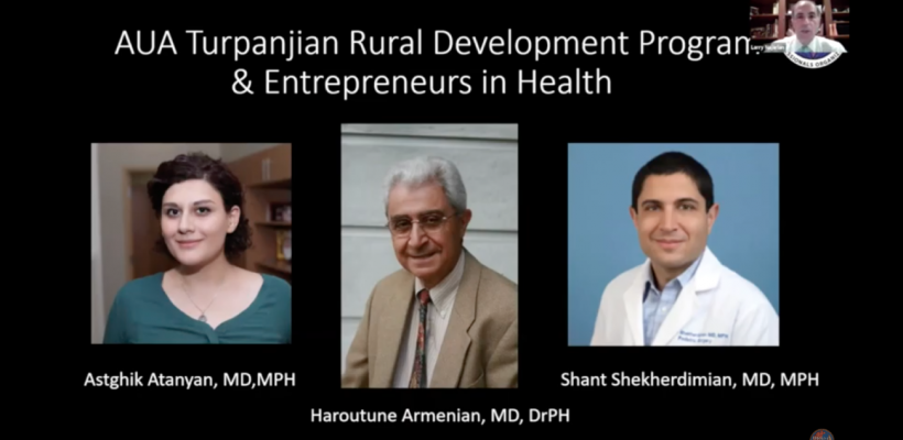 Entrepreneurs in Health