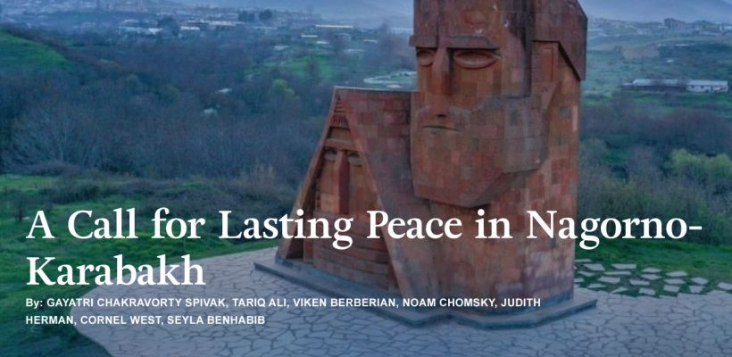 LARB Artsakh Statement
