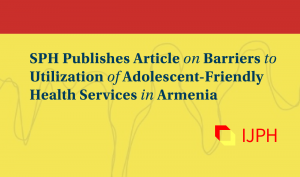 SPH adolescent-friendly health services article