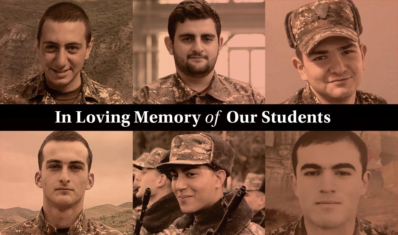 AUA's Fallen Soldiers