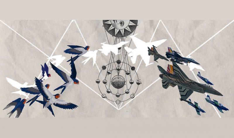 Hovsep Kanadyan, EVN Report cover, Illustration by Armine Shahbazyan