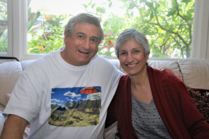 Theodore Sarafian & Ann Karagozian