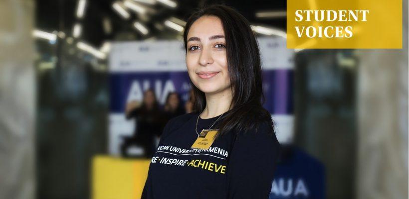 AUA Student Voices_Lusine Zoryan