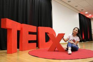 TEDxAUA, Lusine Zoryan