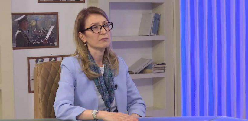 Mane Tandilyan interviewed on Yerkir Media