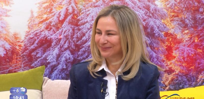 Zarmine Zeytuntsyan on Armenia TV