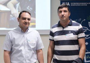 Davit Mikayelyan and Artak Zargaryan