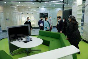 Collaborative Study Space