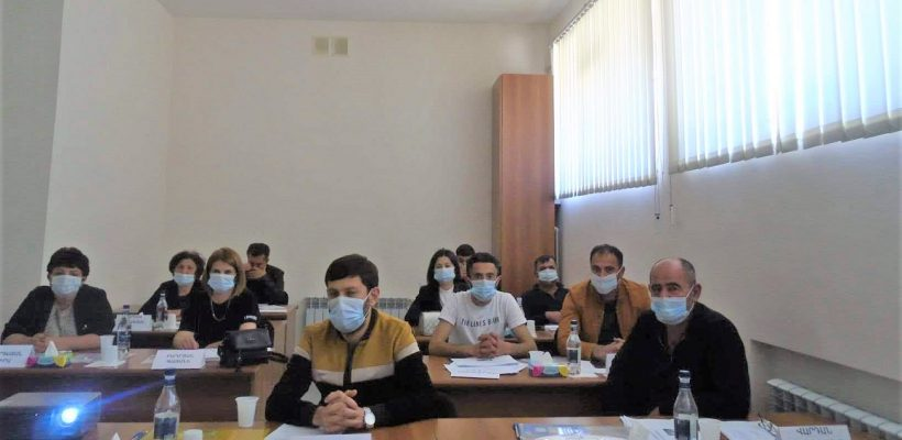 Training Program in Artsakh