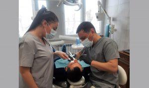Dr. Mesrop Hayrumyan's dental clinic