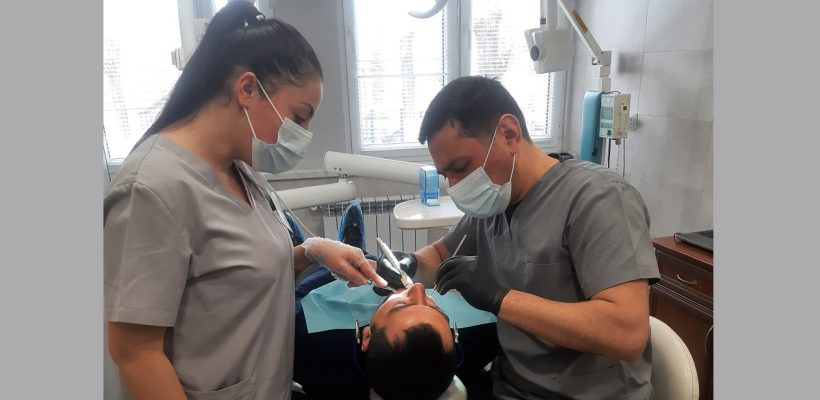Dr. Mesrop Hayrumyan's dental clinic