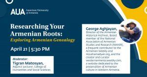 GEORGE_AGHJAYAN_Armenian_genealogy