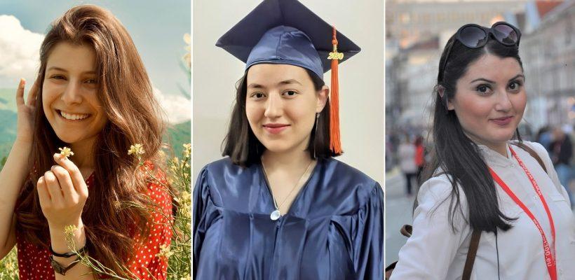 Lida Asilyan, Nane Khachikyan, Sona Adamyan