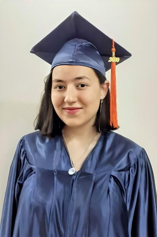 Second Prize Nane Khachikyan (BSCS '24)