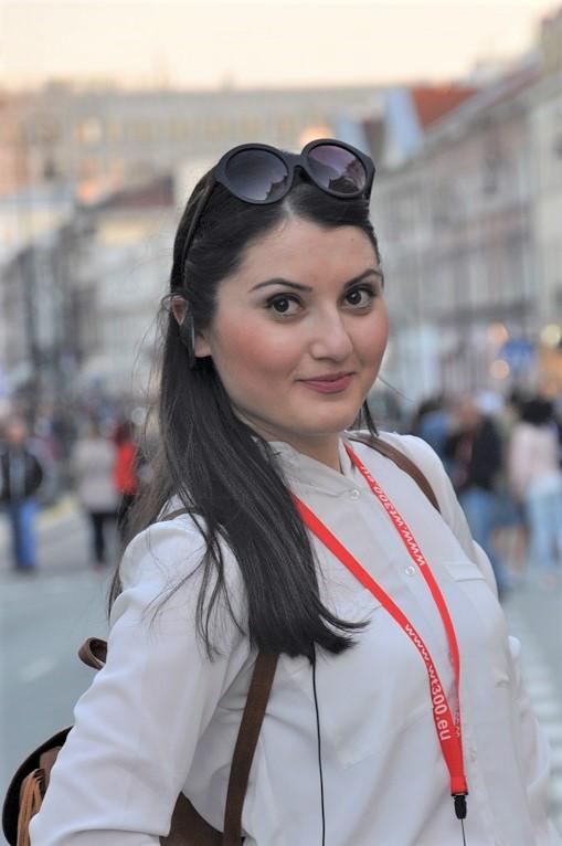 Third Prize: Sona Adamyan (MATEFL '21)
