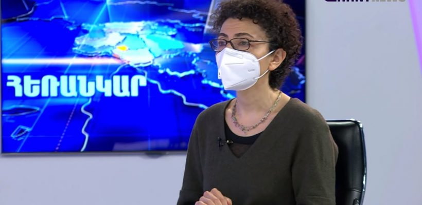 Varduhi Petrosyan, Shant TV