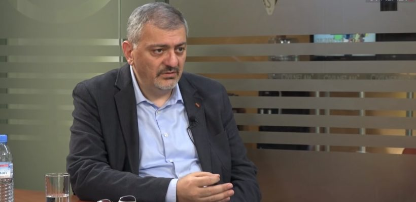 Vache Gabrielyan, CivilNet